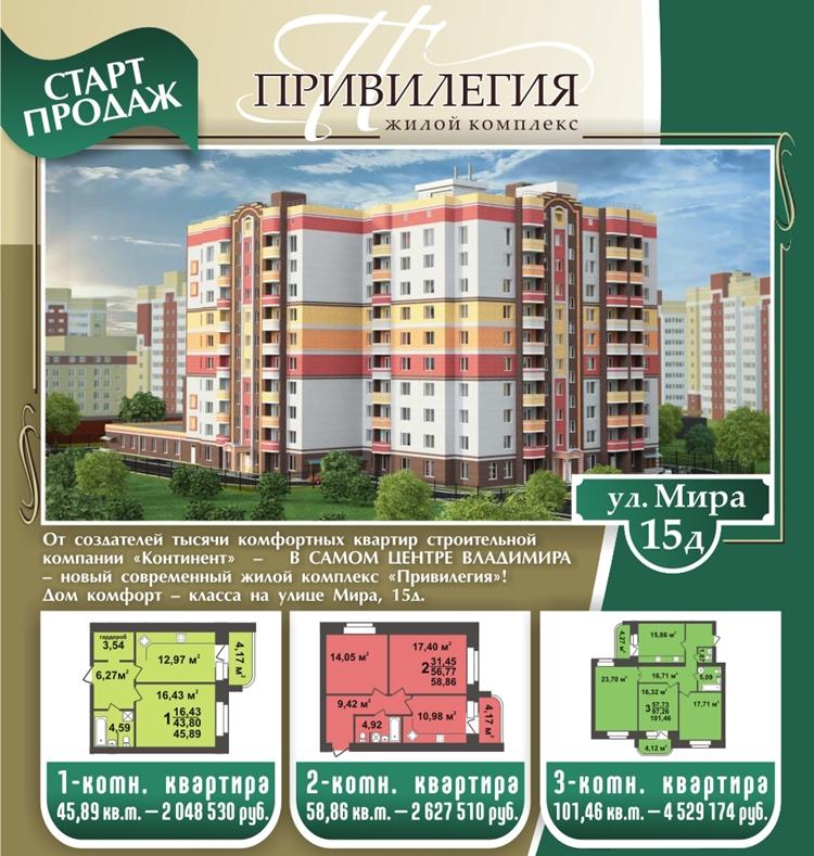 кредит под недвижимость владимир